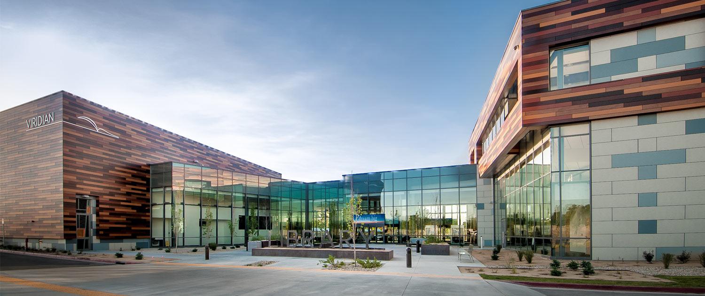 West Jordan Library & Viridian Event Center