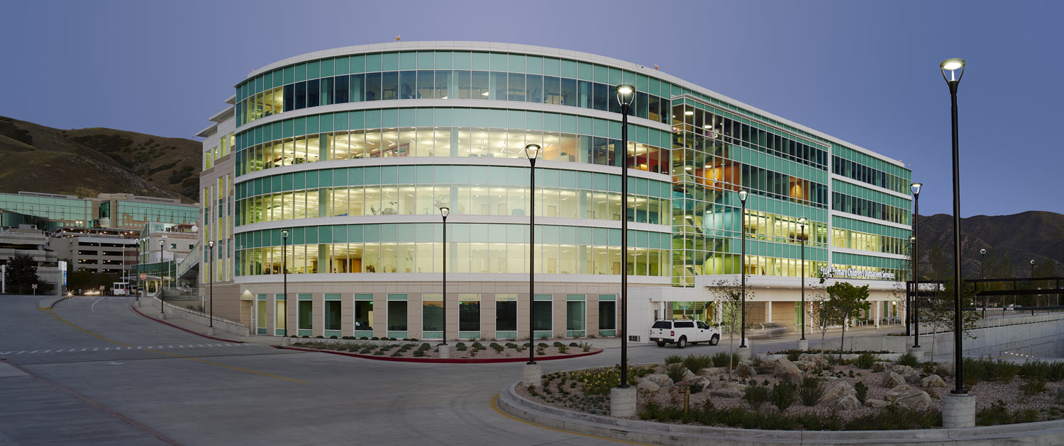 Intermountain Healthcare Eccles Outpatient Services Building