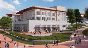Emory University Campus Life Center