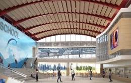 New Jordan District High School