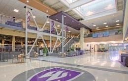 Weber state University Shepherd Union
